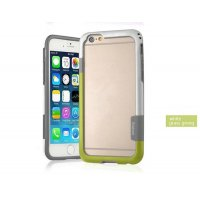 Бампер Zenus Walnutt Bumper Trio Case for iPhone 6